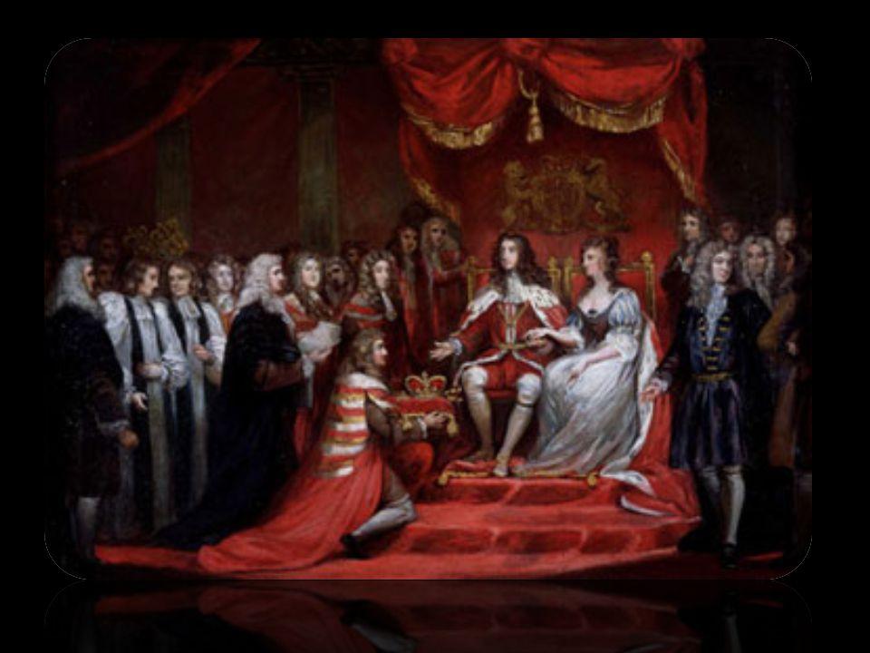 O exército do parlamento era chefiado por Oliver Cromwell que estabeleceu a promoção por merecimento no exército.