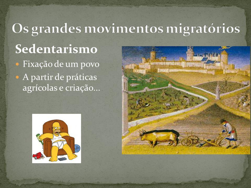 Diáspora Grandes dispersão Razões étnicas/políticas/ religiosas /ambientais África Judeus (império romano/ Alemanha ) Haiti