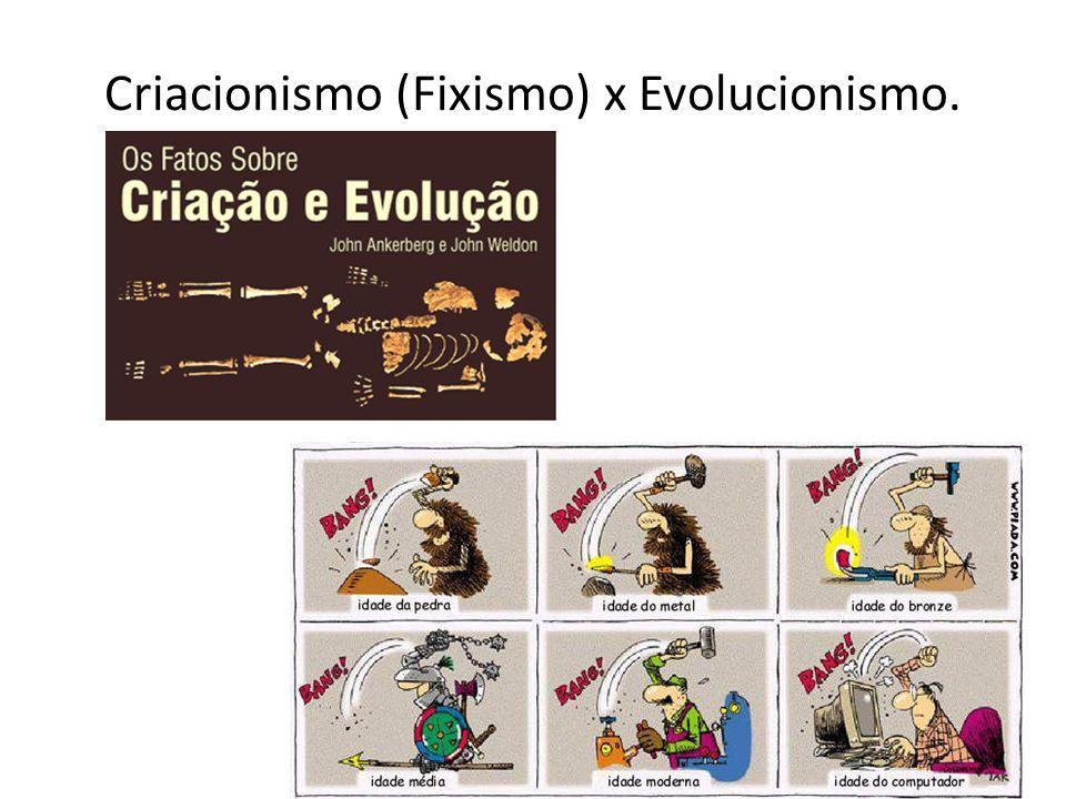 Dos postulados abaixo, qual deles está mais diretamente relacionado a Charles Darwin.