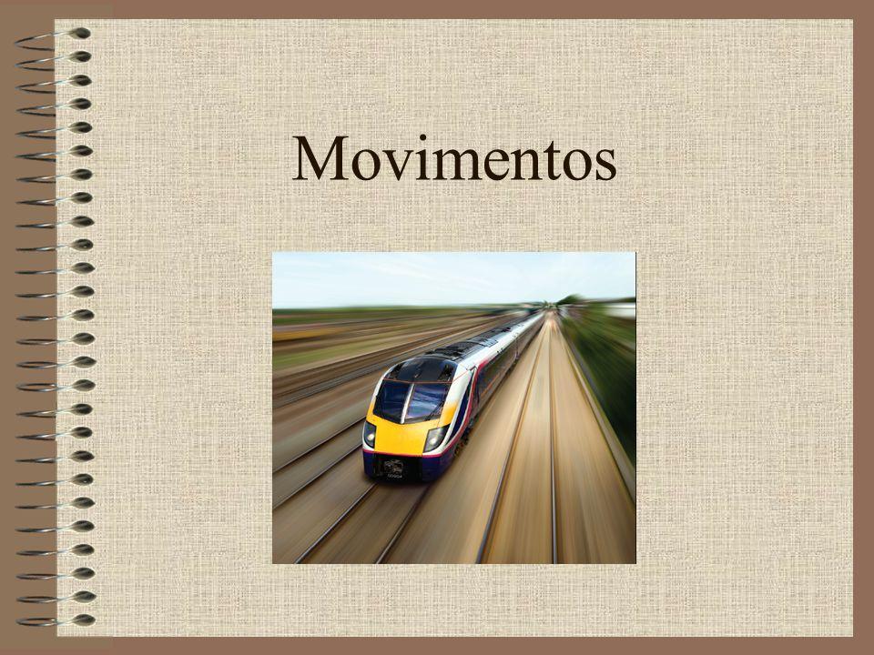 Exercício 3: Análise gráfica do movimento O automóvel partiu da posição 0m e percorreu 20m, nos primeiros 2s de movimento; De [2;4]s, o automóvel esteve parado, pois a sua posição não variou, manteve-se nos 20m; De [4;7]s, o automóvel passou a deslocar-se em sentido contrário, percorrendo 20m; com uma velocidade diferente da primeira, pois a inclinação dos segmentos de recta são diferentes; Ao fim dos 7s de movimento encontra-se, novamente, na posição inicial.
