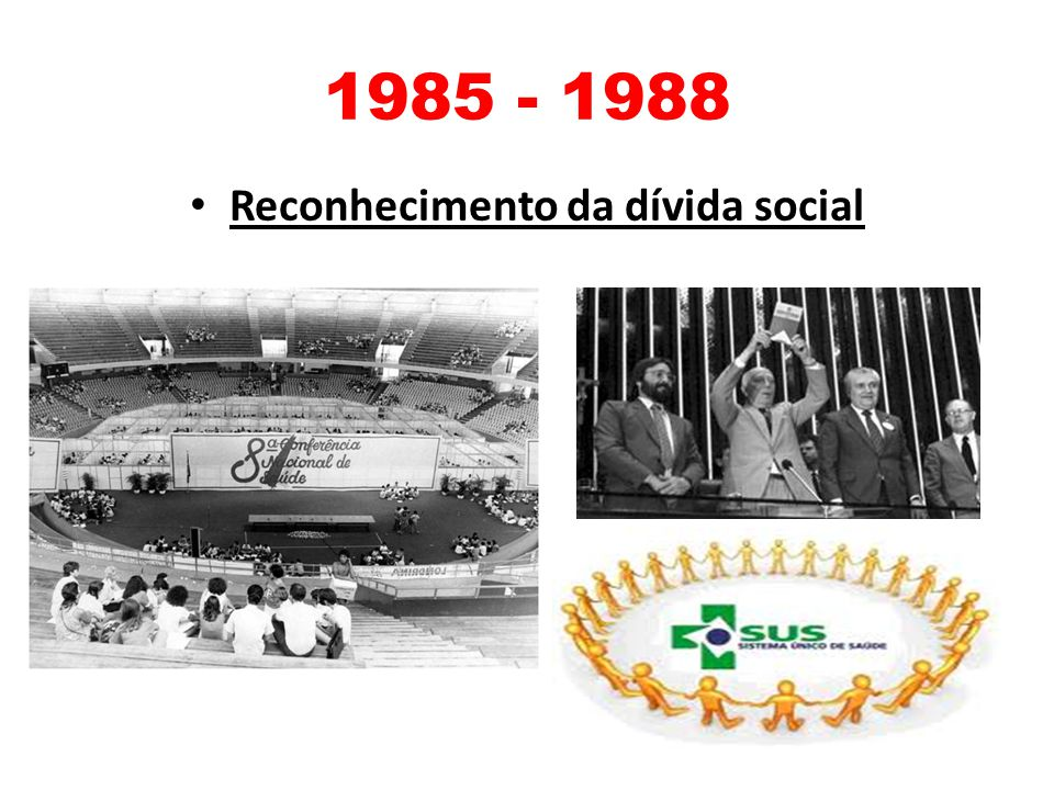 A CONSTITUIÇÃO FEDERAL DE 1988 Seção II DA SAÚDE Art.