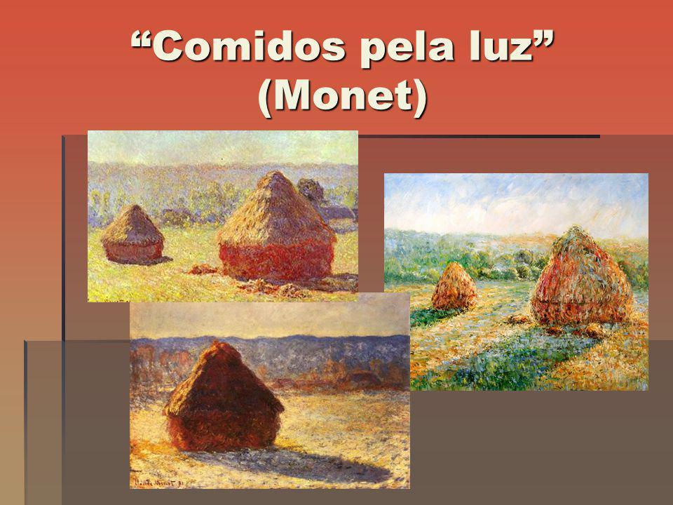 Comidos pela luz (Monet)