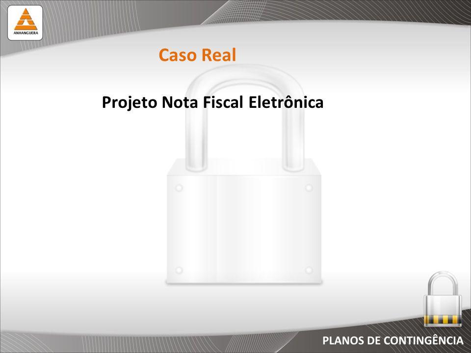 Projeto Nota Fiscal Eletrônica Caso Real