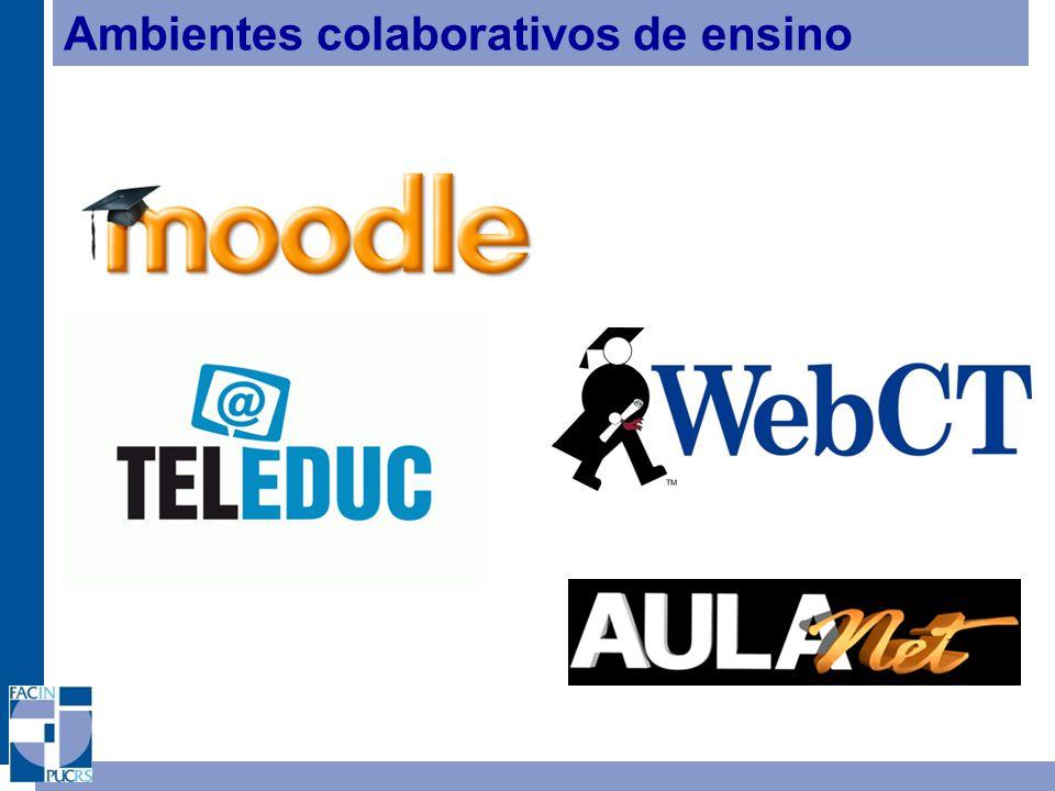 Ambientes colaborativos de ensino