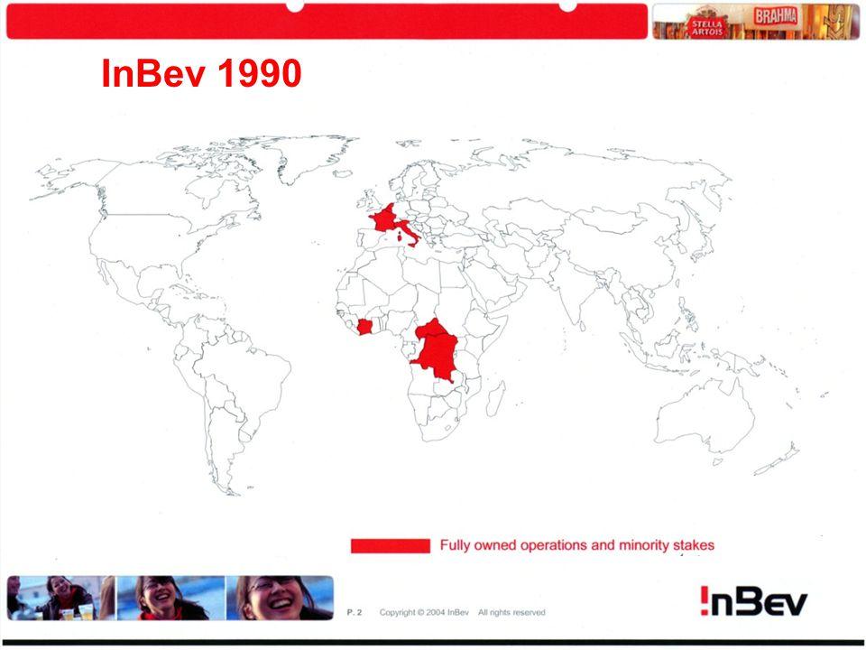 InBev 1990