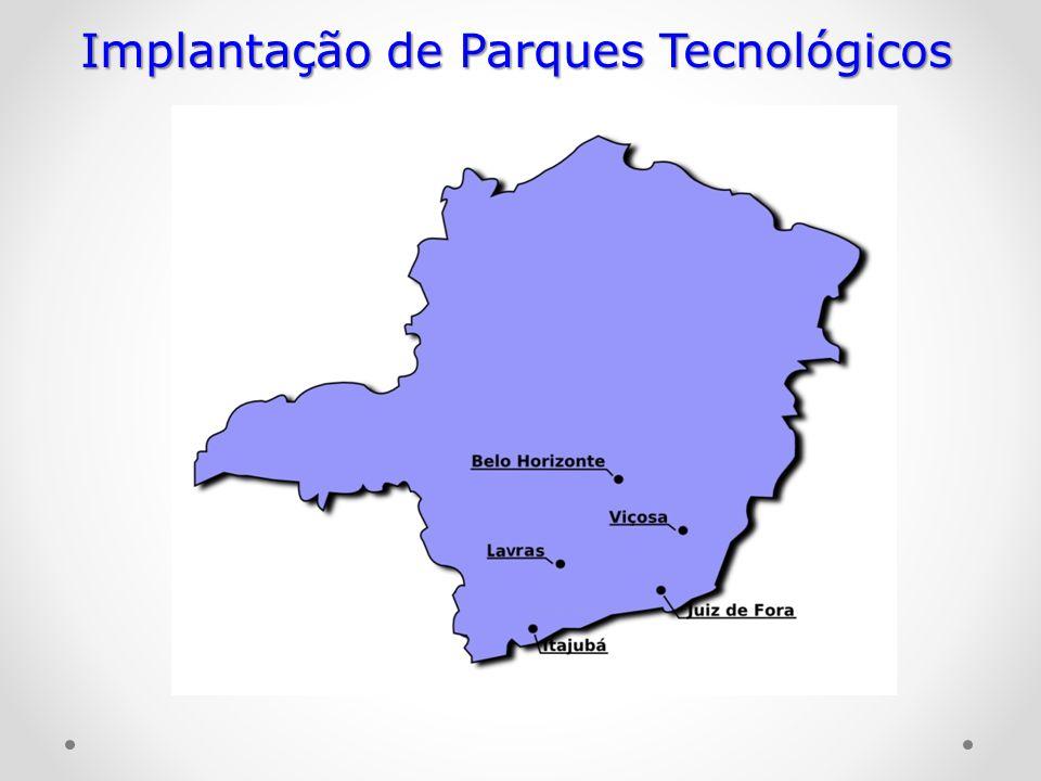 Implantação de Parques Tecnológicos