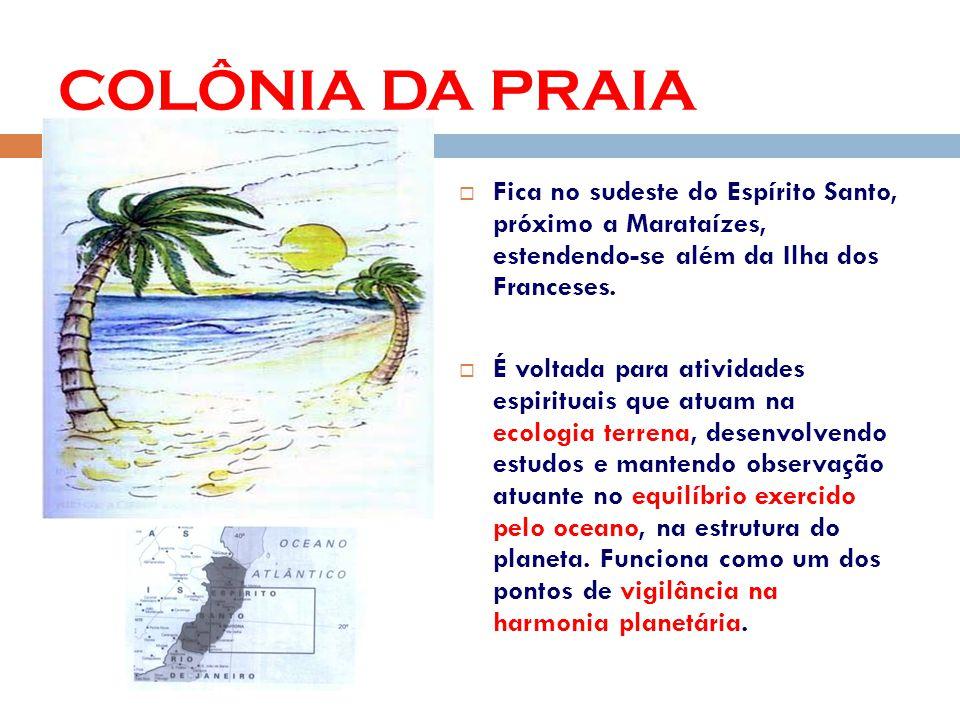 Fica no sudeste do Espírito Santo, próximo a Marataízes, estendendo-se além da Ilha dos Franceses.