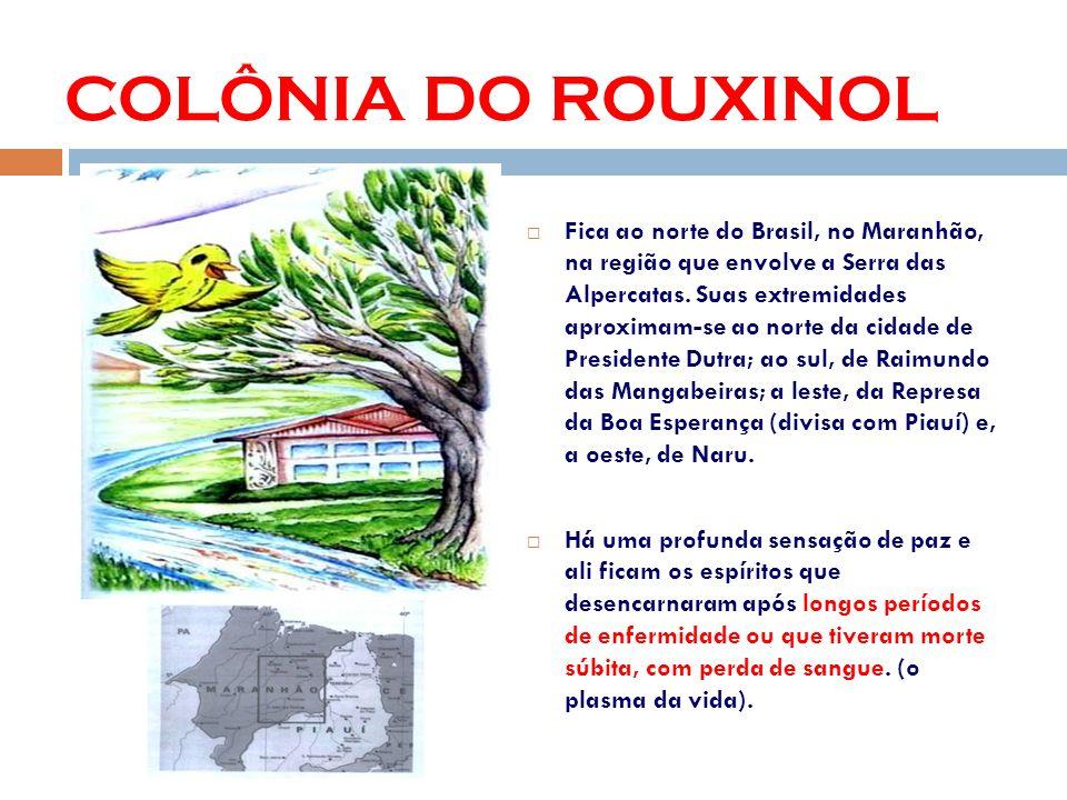 Fica ao norte do Brasil, no Maranhão, na região que envolve a Serra das Alpercatas.