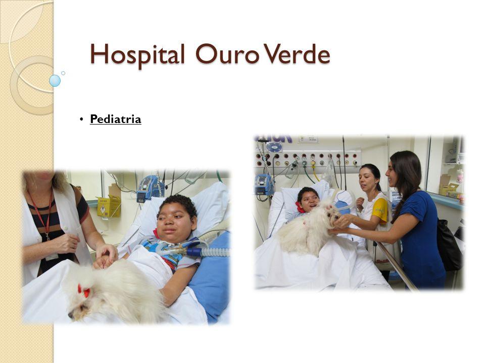Pediatria Hospital Ouro Verde