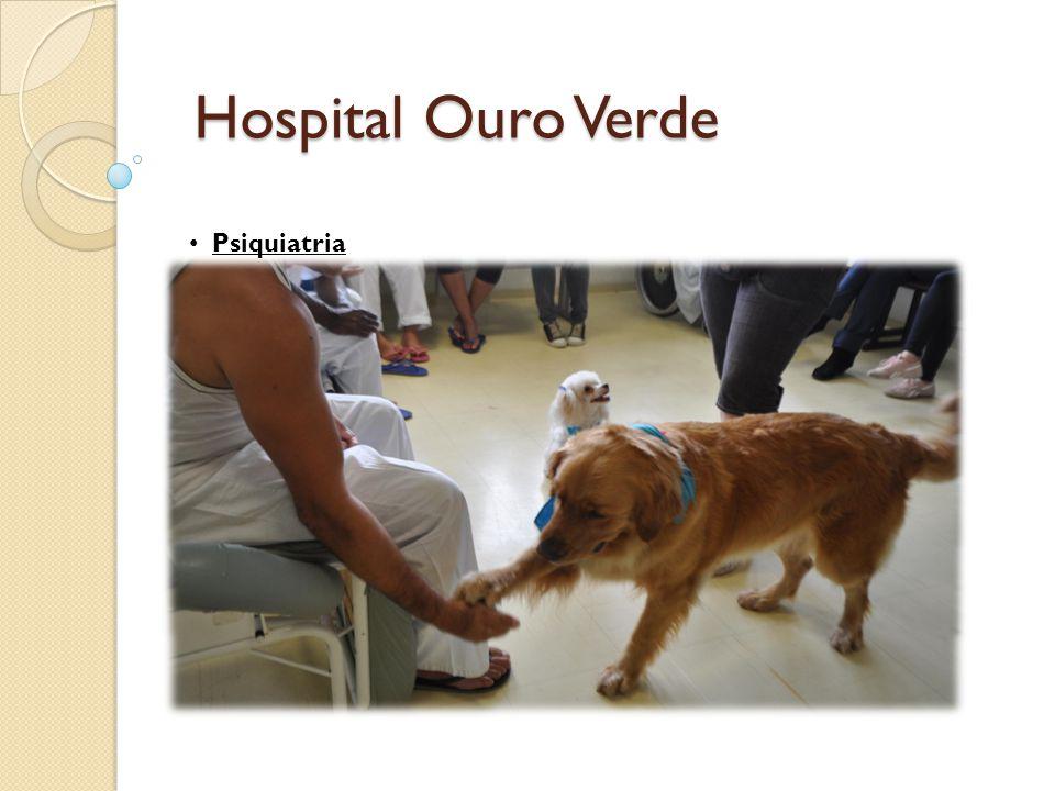 Psiquiatria Hospital Ouro Verde