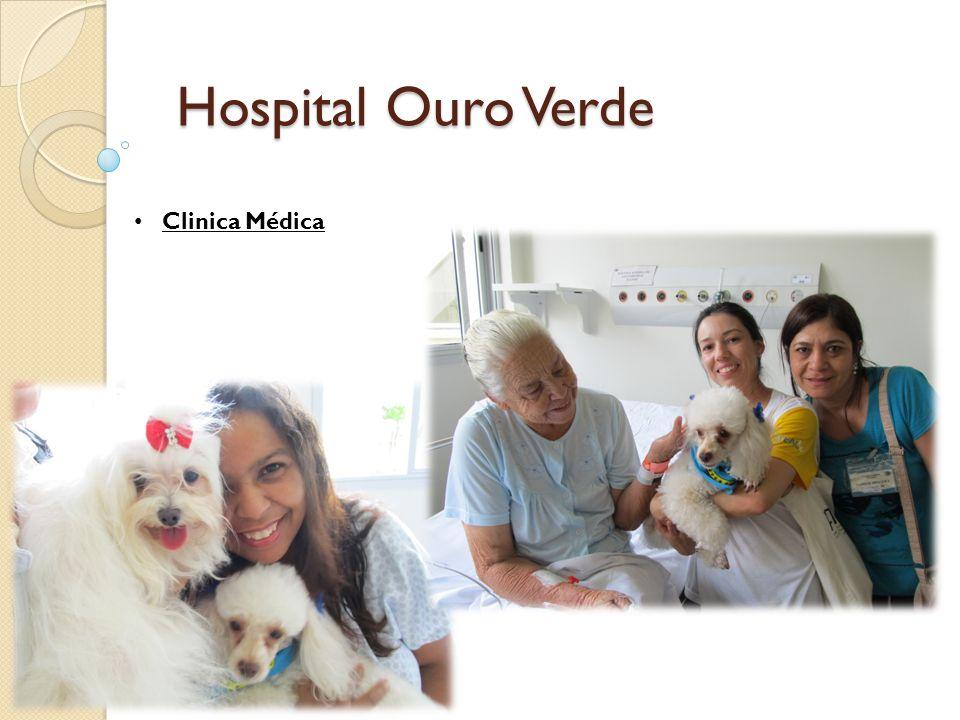 Clinica Médica Hospital Ouro Verde