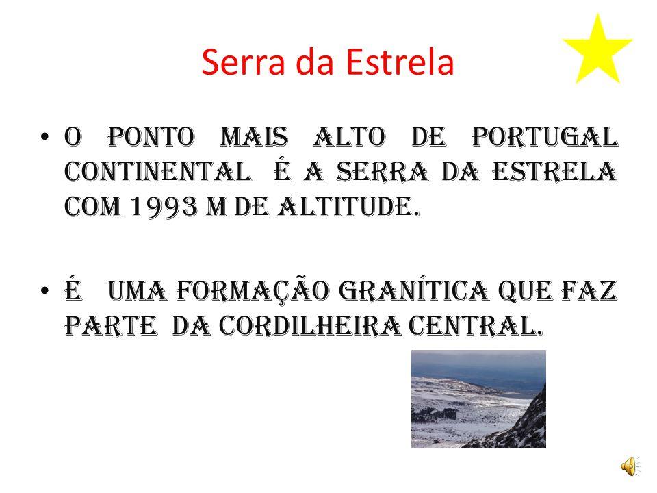 Introdução Em Portugal Continental e nos arquipélagos dos Açores e da Madeira podem observar-se inúmeras elevações de terreno, cujas altitudes são muito variadas.