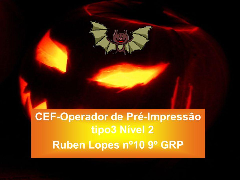 CEF-Operador de Pré-Impressão tipo3 Nível 2 Ruben Lopes nº10 9º GRP