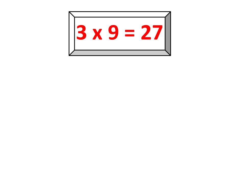 3 x 8 = 24 24