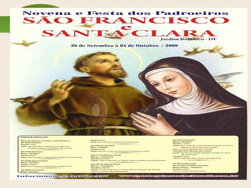 Paróquia de São Francisco e Santa Clara de Assis