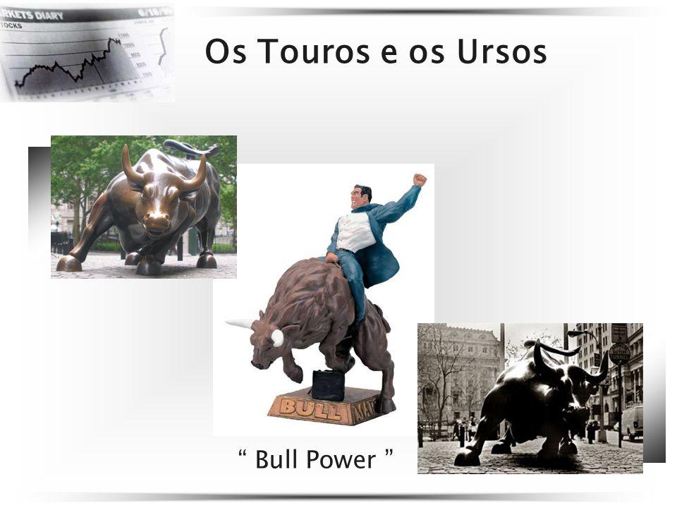 Os Touros e os Ursos Bull Power