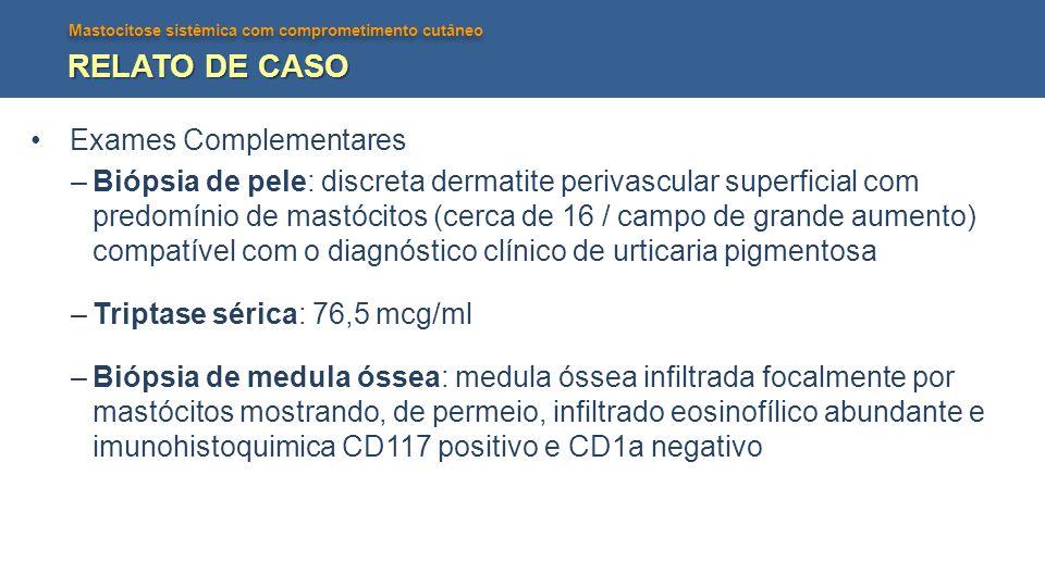 Hematoxilina Eosina – 10x Imuno-histoquímica c-kit ou CD 117 – 40x Imuno-histoquímica