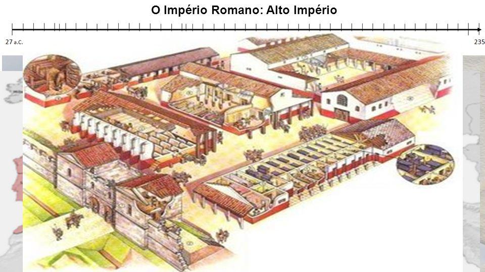 Adriano Trajano Nerva Antonino Pio Marco Aurélio Cômodo Máxima expansão do Império Apogeu do Império Atitudes conciliatórias com o Senado O Império Ro