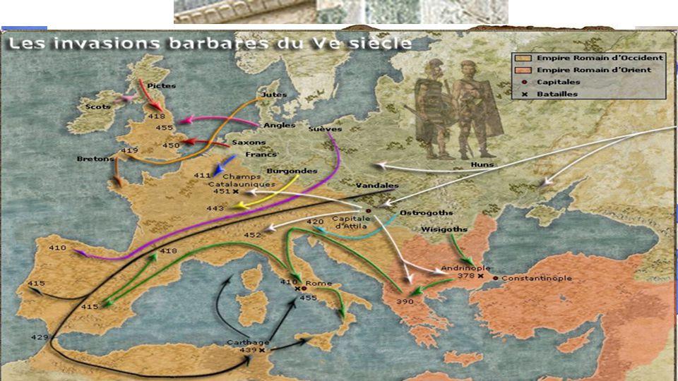O Império Romano: Baixo Império Diocleciano (285 – 305) Diocleciano (285 – 305) Crise do século III Crise do Modo de Produção Escravista romano fim da