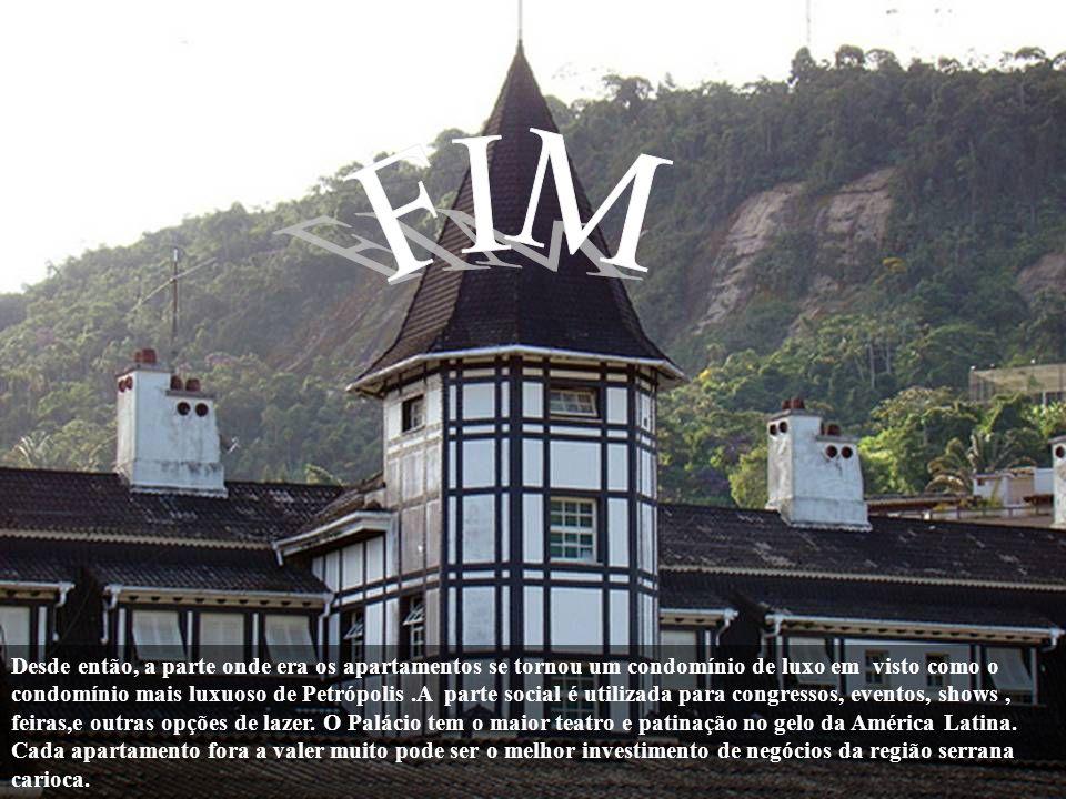Em 30 de maio de 1946, o presidente Eurico Gaspar Dutra decretou a proibição do jogo no Brasil e o Quitandinha não conseguiu sobreviver apenas como hotel por muito tempo.
