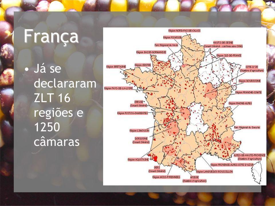 França Já se declararam ZLT 16 regiões e 1250 câmaras