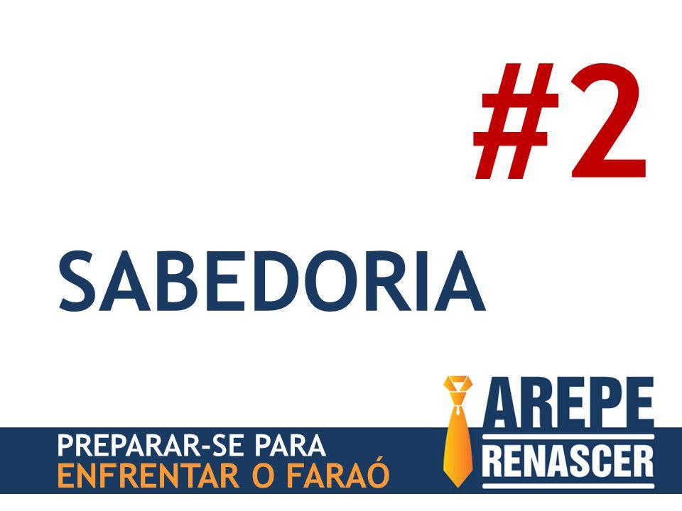 PREPARAR-SE PARA ENFRENTAR O FARAÓ SABEDORIA #2