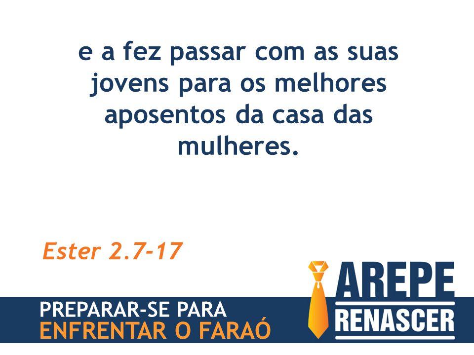 10 Ester não havia declarado o seu povo nem a sua linhagem, pois Mordecai lhe ordenara que o não declarasse.