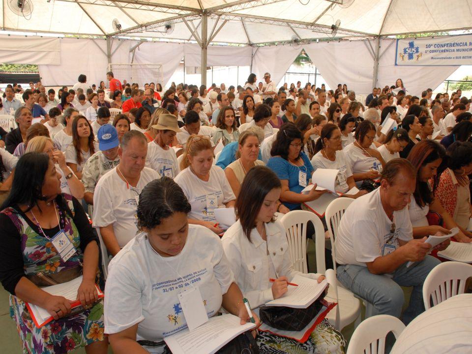 O que garante a implementação das deliberações das Conferências de Saúde.