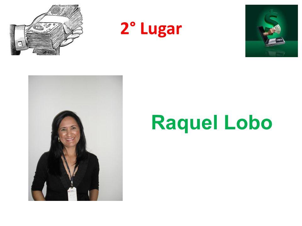 2° Lugar Raquel Lobo