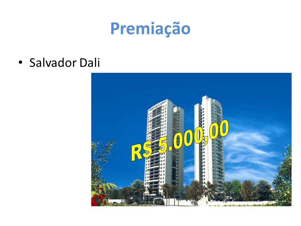 Premiação Salvador Dali