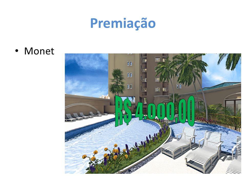 Premiação Monet