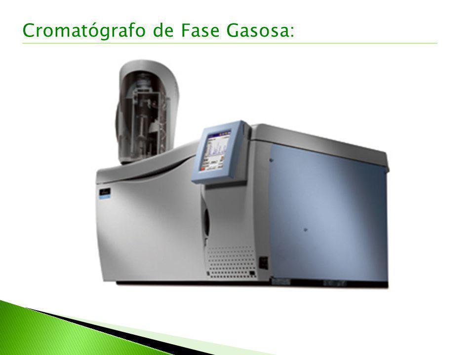 Cromatógrafo de Fase Gasosa: