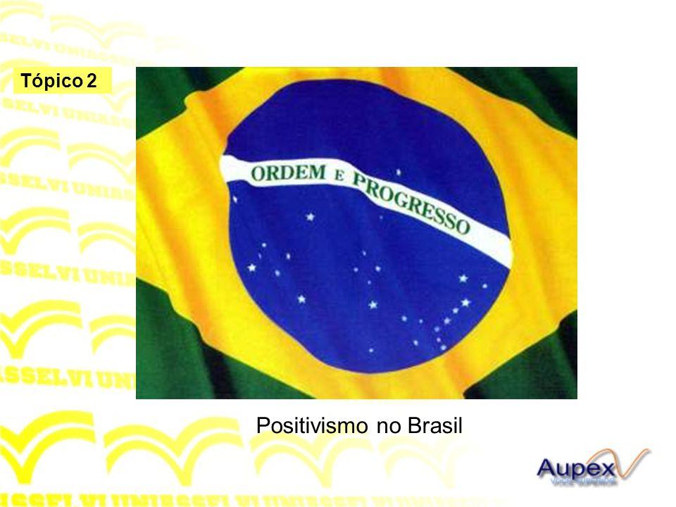 Positivismo no Brasil