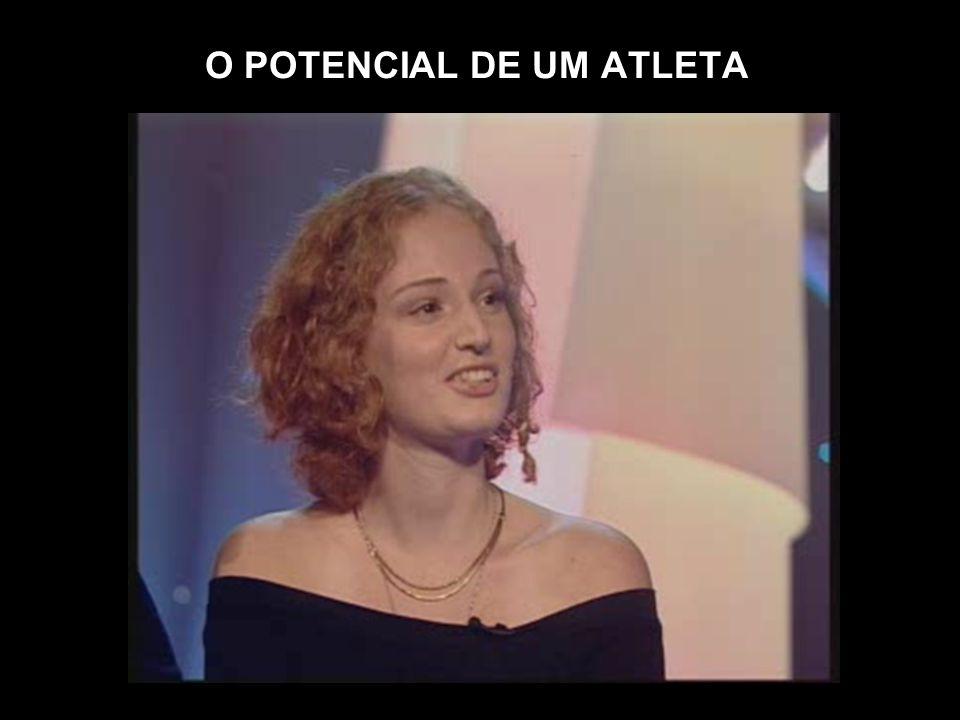 O POTENCIAL DE UM ATLETA