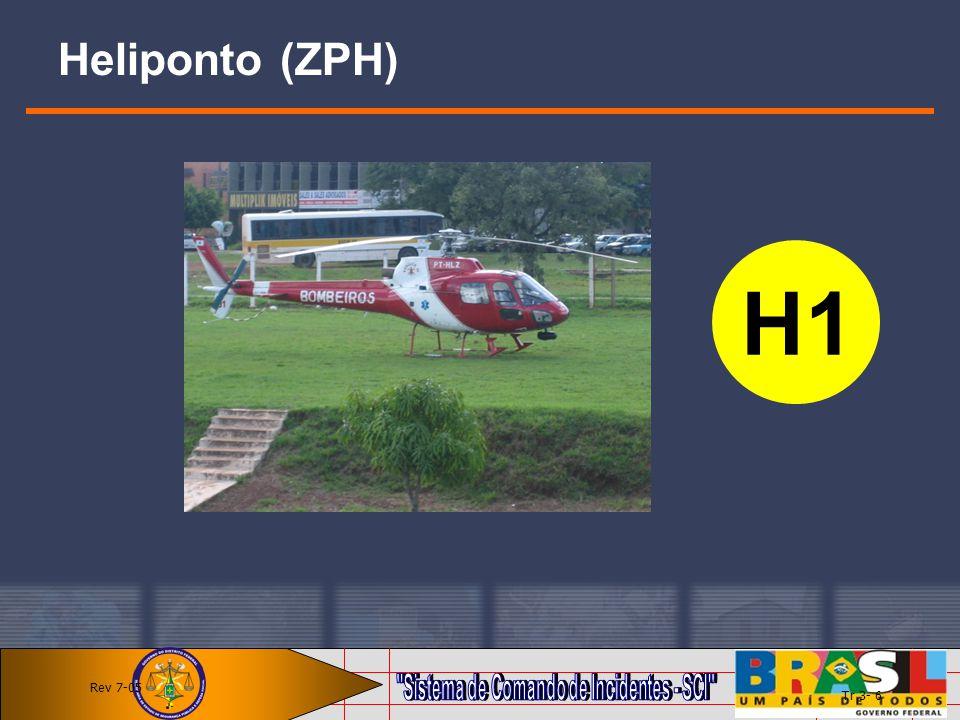 Heliponto (ZPH) H1 Tr 3- 6 Rev 7-05
