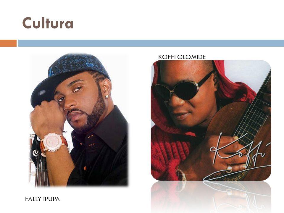 Cultura FALLY IPUPA KOFFI OLOMIDE