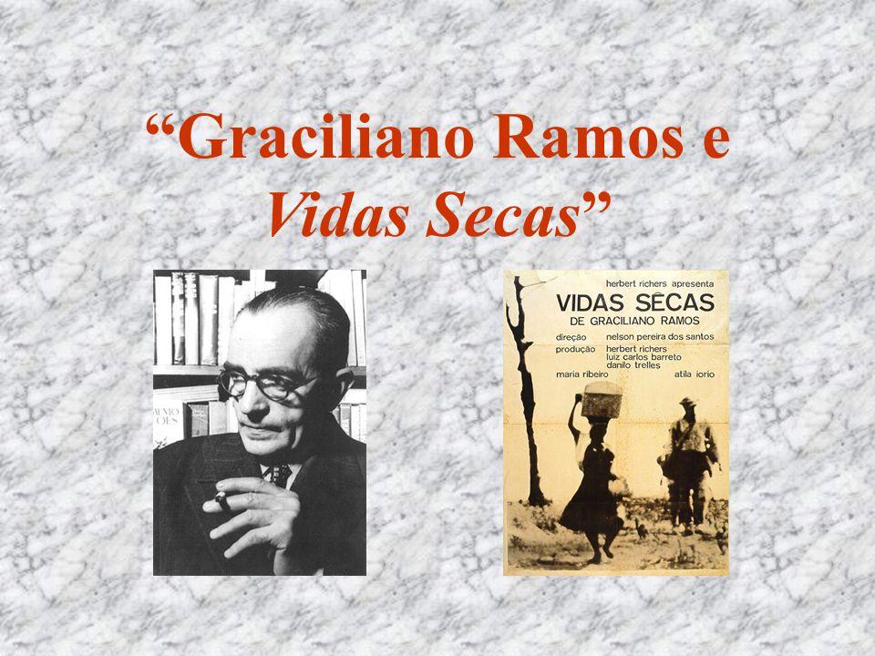 """""""Graciliano Ramos e Vidas Secas"""""""