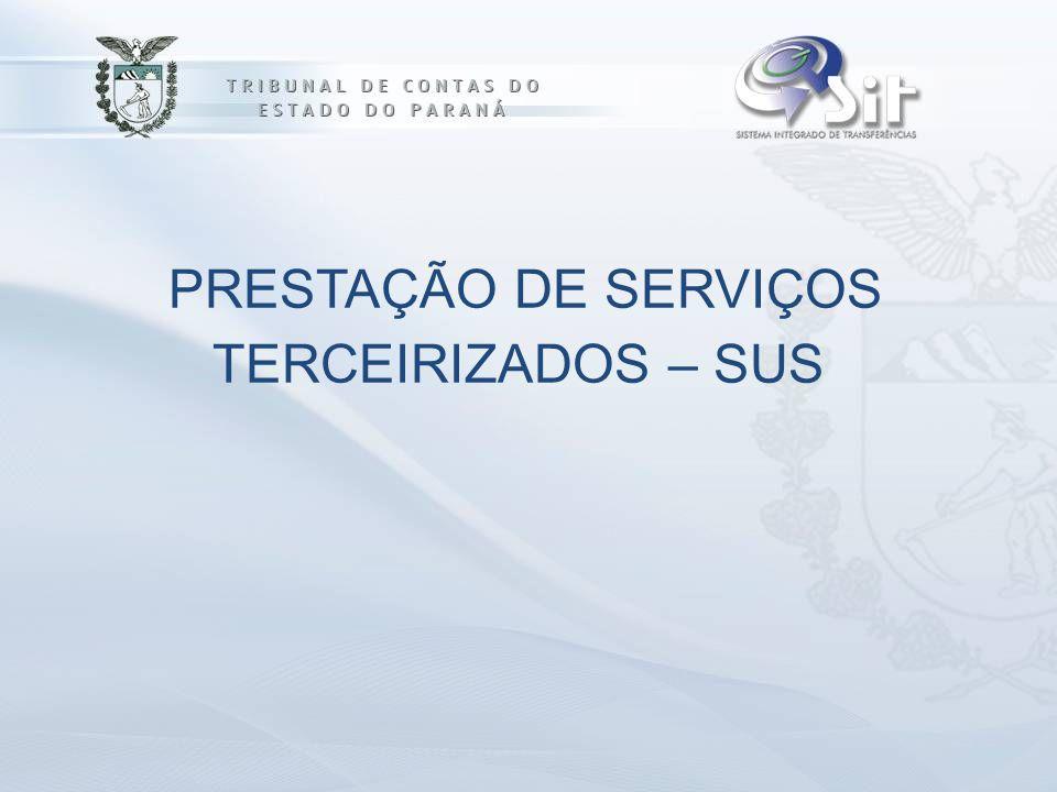 Art.9º Os contratos e convênios deverão atender aos seguintes requisitos: I - ficam os serviços contratados e conveniados submetidos às normas do Ministério da Saúde e das Secretarias de Saúde respectivas 32