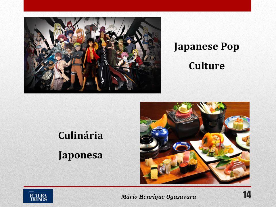 Japanese Pop Culture Culinária Japonesa 14 Mário Henrique Ogasavara