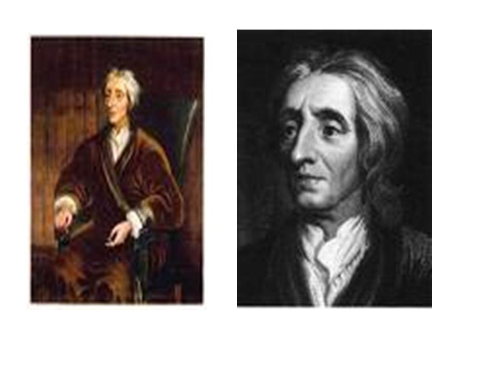• Na história da filosofia, Locke é considerado um dos fundadores do empirismo desenvolvido posteriormente por Berkeley e Hume, seu representante mais ilustre da idade moderna, e quem esboça as linhas básicas do positivismo contemporâneo.