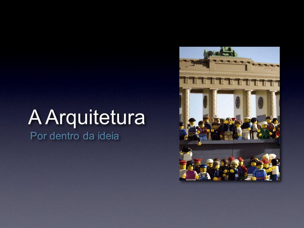 Por dentro da ideia A Arquitetura