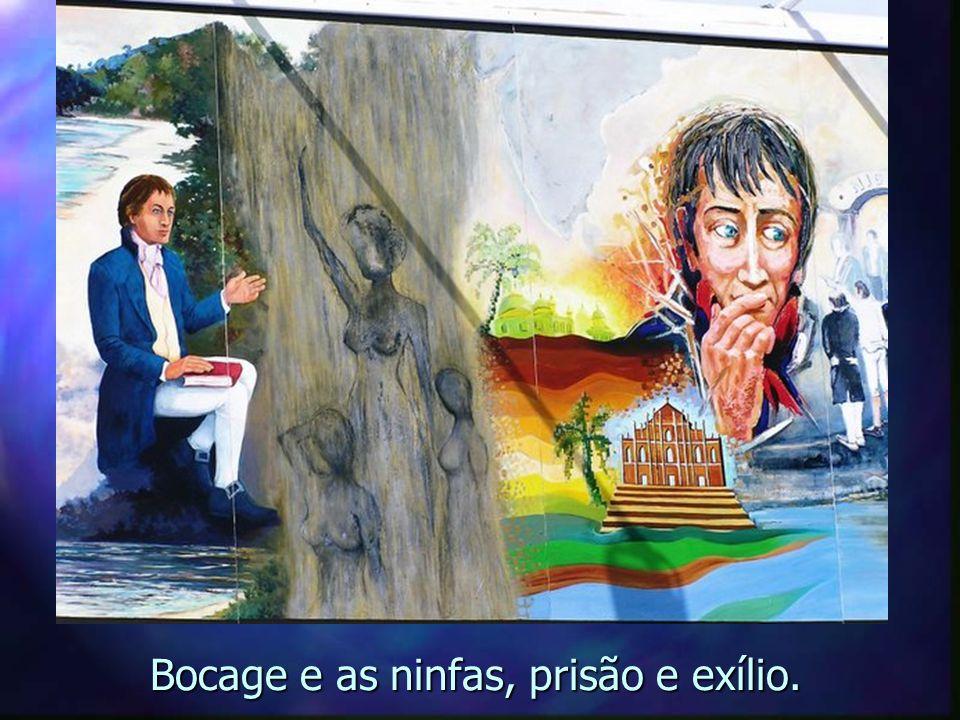 Diário de Viagem do 7º Prêmio Literário Manuel Maria Barbosa du Bocage Prof. Robson Tadeu Rodrigues Pereira II Semana de Debates Acadêmicos e Científi