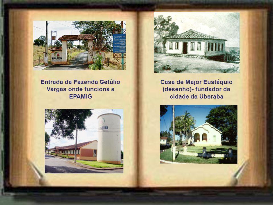 Cidade alfabetizadora: uma proposta de alfabetização por meio do estudo da história local e do cotidiano Álbum de fotografias 6 Fazenda Getúlio Vargas