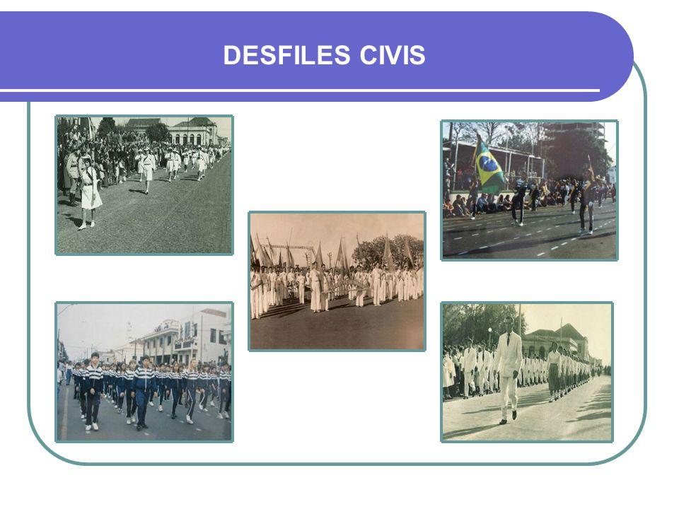 DESFILES CIVIS