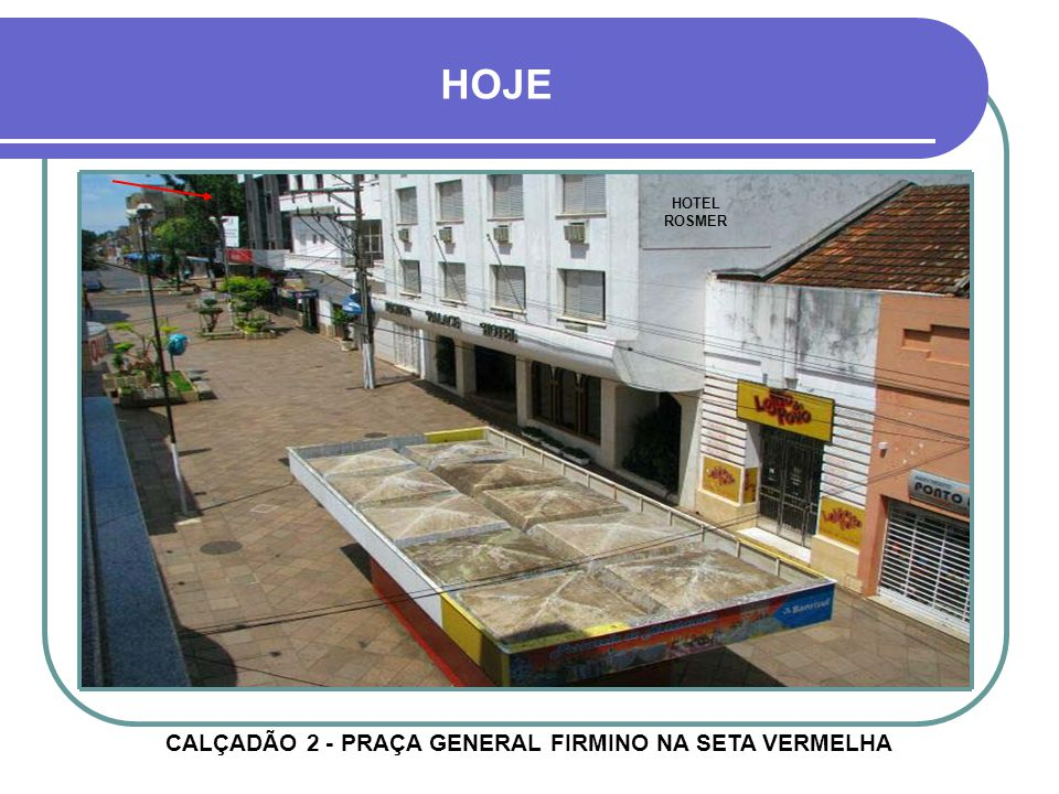 1960 - DESFILE FARROUPILHA RUA PINHEIRO MACHADO HOTEL ESPELLET