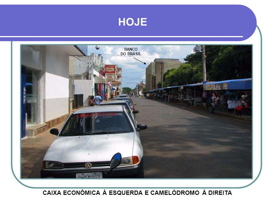 7 DE SETEMBRO DE 1970 ESCOLA TÉCNICA DO COMÉRCIO (ETC) – PARADA DA MOCIDADE HOTEL ESPELLET BANCO DO BRASIL - RUA PINHEIRO MACHADO -