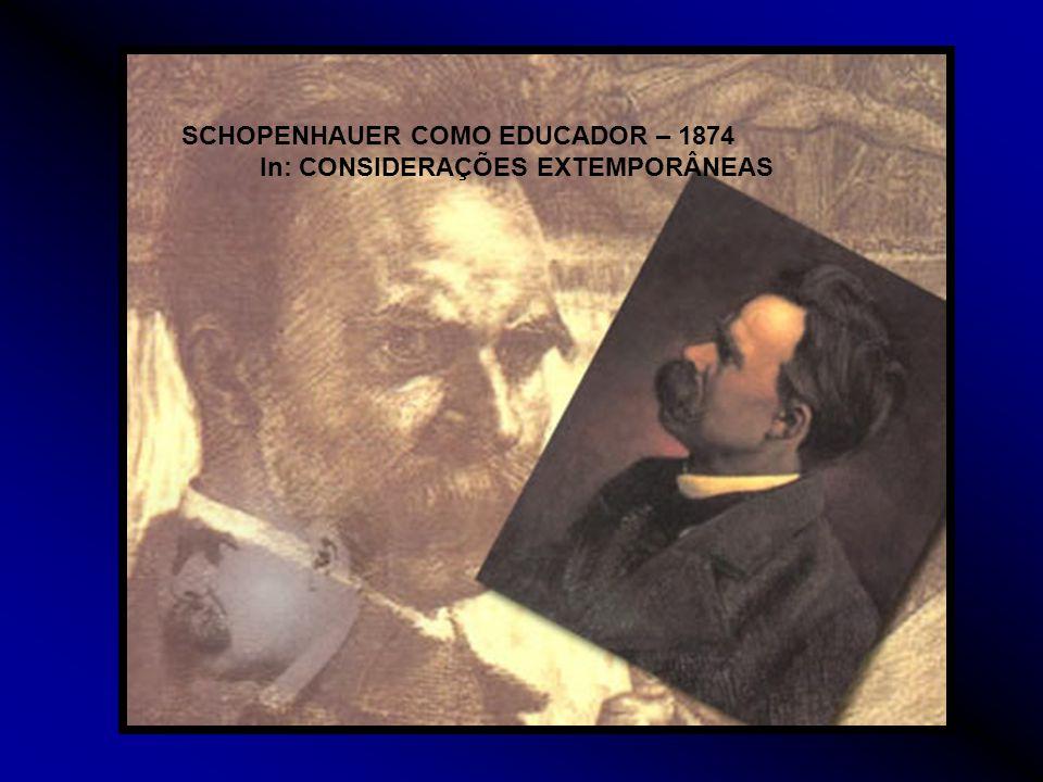 moral socrática •Desde o prólogo do texto A Genealogia da Moral, Nietzsche apresenta seu adversário: a moral socrática.