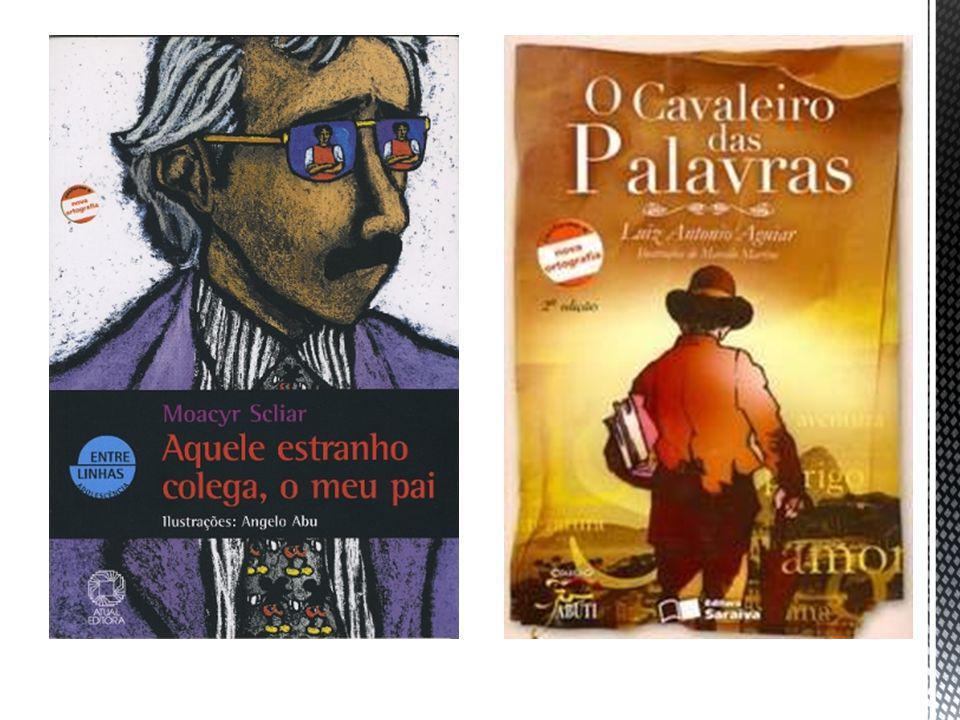  Livros adotados:  Contos de amor novo - Edson Gabriel Garcia: avaliação formal.
