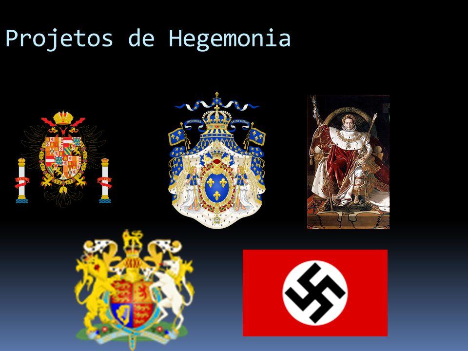 Projetos de Hegemonia