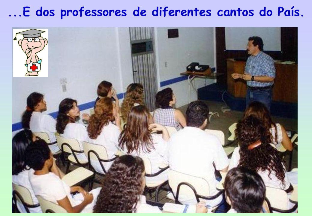 PROFESSOR VISITANTE Um eterno aprendiz é como cada um se sente com os ensinamentos das crianças... Nome: JOSÉ Mãe: HELENA Médico: GEISA Residente: LUC